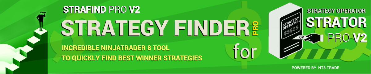 Strategy Finder PRO v2 - Strafind PRO